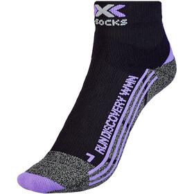 X-Socks Run Discovery Strømper Damer, sort/grå
